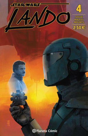 STAR WARS: LANDO Nº 04/05