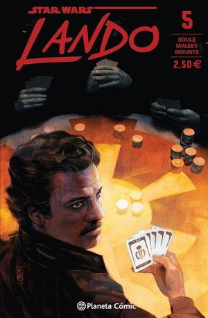 STAR WARS: LANDO Nº 05/05