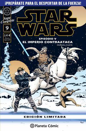 STAR WARS EPISODIO V (PRIMERA PARTE)