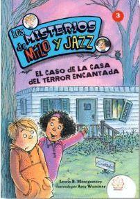 EL CASO DE LA CASA DEL TERROR ENCANTADA