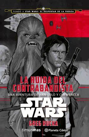 STARWARS: LA HUIDA DEL CONTRABANDISTA