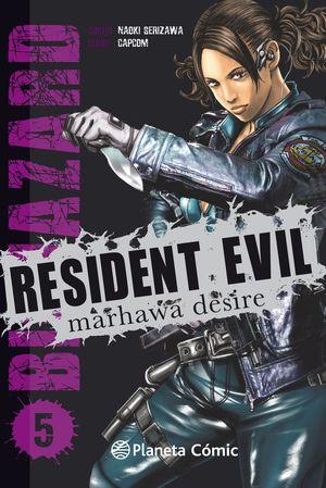 RESIDENT EVIL Nº 05/05