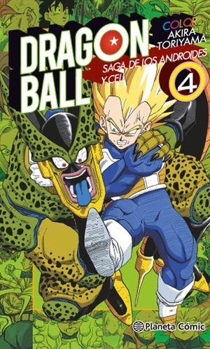 DRAGON BALL COLOR CELL Nº 04/06