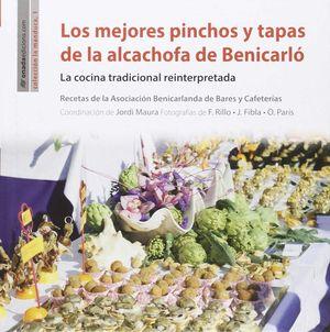 LOS MEJORES PINCHOS Y TAPAS ALCACHOFA DE BENICARLO