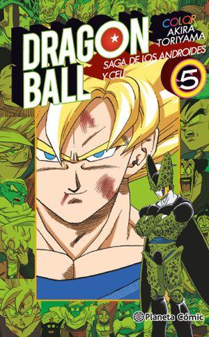 DRAGON BALL COLOR CELL N�/06