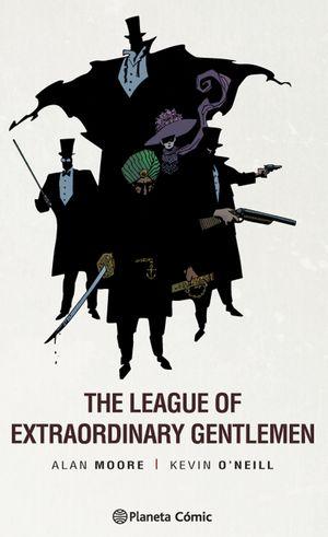 THE LEAGUE OF EXTRAORDINARY GENTLEMEN Nº01 (EDICIO