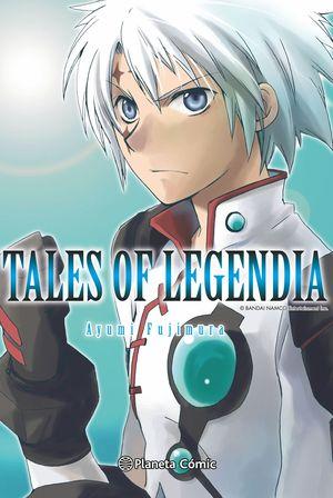 TALES OF LEGENDIA N� 01/06