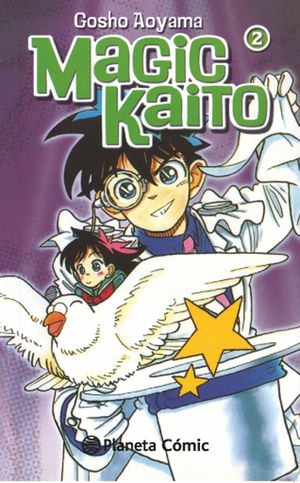 MAGIC KAITO Nº 02 (NUEVA EDICION)