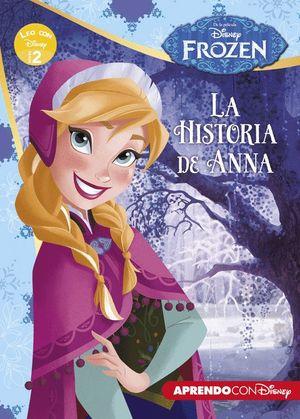 FROZEN: LA HISTORIA DE ANNA