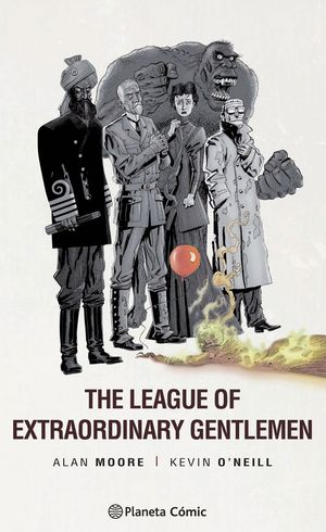 THE LEAGUE OF EXTRAORDINARY GENTLEMEN Nº02/03 (TRA