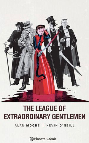 THE LEAGUE OF EXTRAORDINARY GENTLEMEN Nº 03/03 (EDICION TRAZADO)