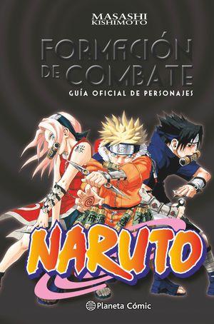 NARUTO GUIA N� 01 RIN NO SHO