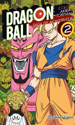 DRAGON BALL COLOR BU Nº02/06