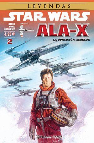 STAR WARS ALA X Nº 02/10