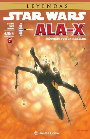 STAR WARS ALA X Nº 06/10