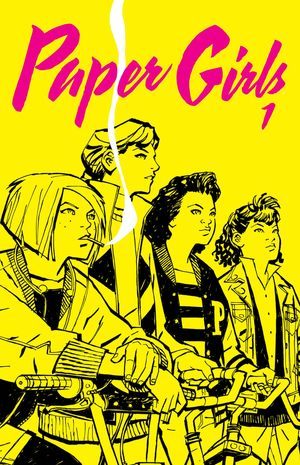 PAPER GIRLS Nº 01