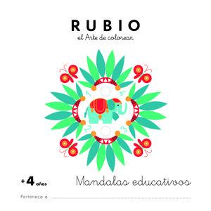 MANDALA EDUCATIVO +4 AÑOS