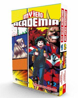 PACK MY HERO 1+2 LIMITADO