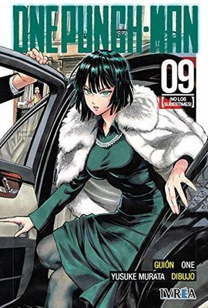 ONE PUNCH- MAN 9