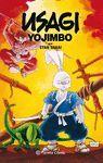 USAGI YOJIMBO FANTAGRAPHICS COLLECTION Nº 02/02