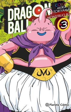 DRAGON BALL COLOR BU Nº03/06