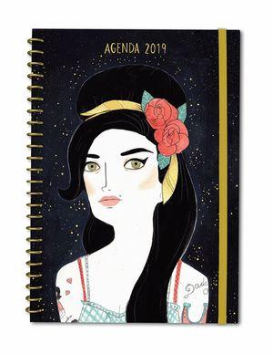 AGENDA ANUAL SEMANA/VISTAS 2019 MARIA HESSE