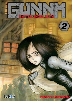 GUNNM (BATTLE ANGEL ALITA) 2