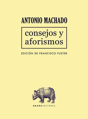 CONSEJOS Y AFORISMOS