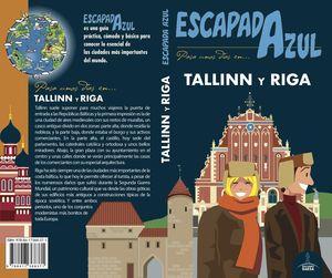 TALLINN Y RIGA ESCAPADA