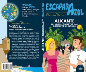 ALICANTE ESCAPADA