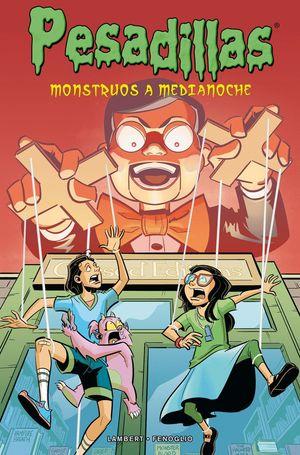 PESADILLA COMIC ESPECIAL 1 MONSTRUOS A MEDIANOCHE
