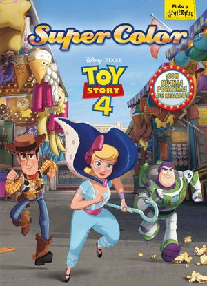 TOY STORY 4. SUPERCOLOR
