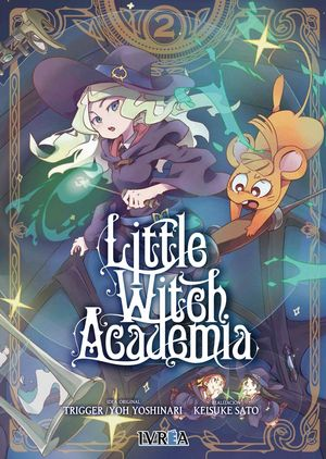 LITTLE WITCH ACADEMIA N 02