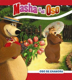 MASHA Y EL OSO. OSO ESTÁ ENAMORADO