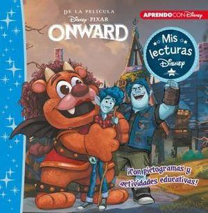 ONWARD (MIS LECTURAS DISNEY)