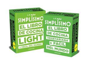 SIMPLÍSIMO DOBLE. LOS LIBROS DE COCINA SANA + FÁCILES DEL MUNDO
