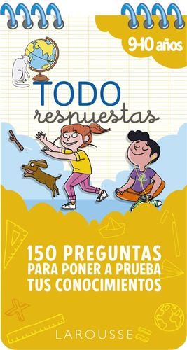 TODO RESPUESTAS.150 PREGUNTAS PARA PONER A PRUEBA TUS CONOCIMIENTOS