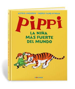 PIPPI LA NIÑA MAS FUERTE DEL MUNDO