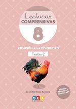 LECTURAS COMPRENSIVAS 8