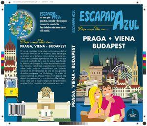 PRAGA, VIENA Y BUDAPEST ESCAPADA AZUL