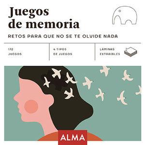JUEGOS DE MEMORIA: RETOS PARA QUE NO SE TE OLVIDE NADA