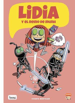 LIDIA 2 - EL REINO DE MUNH