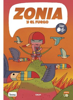 ZONIA Y EL FUEGO