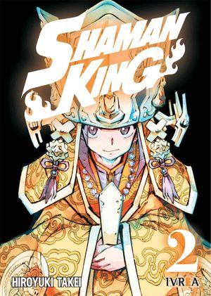 SHAMAN KING N 02