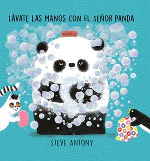 LÁVATE LAS MANOS CON EL SEÑOR PANDA