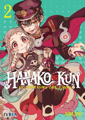 HANAKO-KUN : EL FANTASMA DEL LAVABO 2