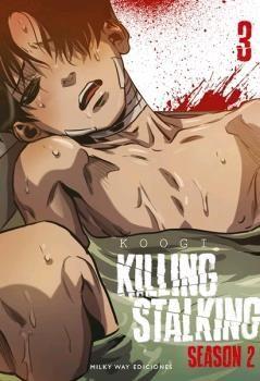 KILLING STALKING SEASON 2 VOL 3