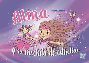 ALMA Y SU MOCHILA DE ESTRELLAS