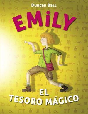 EMILY Y EL TESORO MÁGICO (EMILY 3)