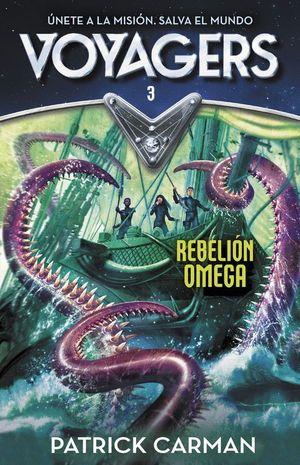 REBELIÓN OMEGA (VOYAGERS 3)